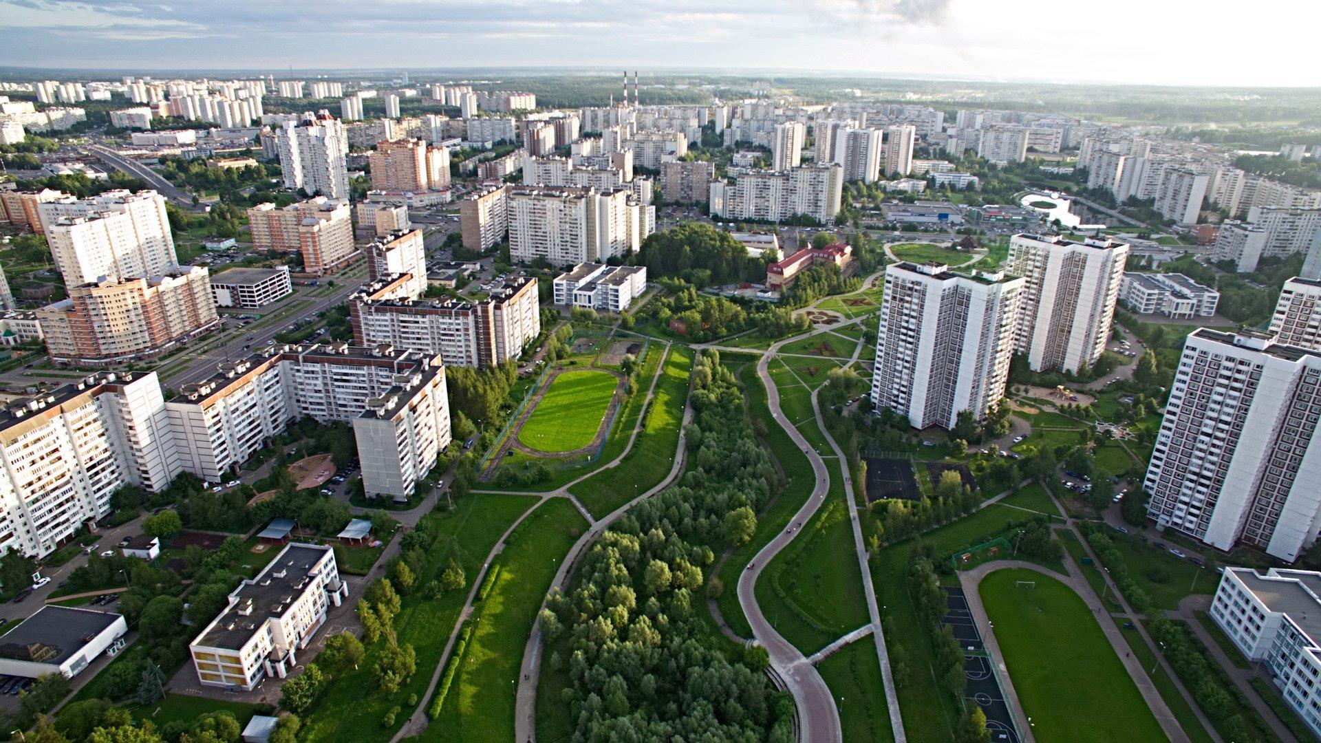 город зеленоград в картинках забор